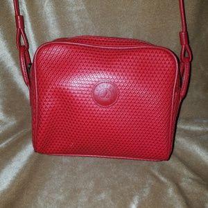 VINTAGE 80's Liz Claiborne signature shoulder bag